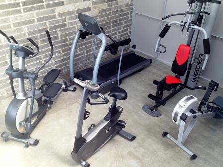 Each Gympod Contains A Range Of Equipment Designed To Give